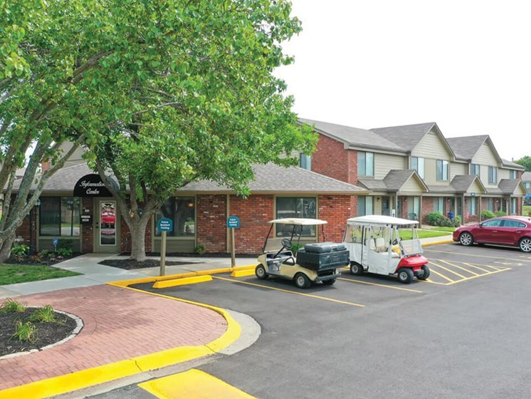 Topeka KS apartments Leasing Office