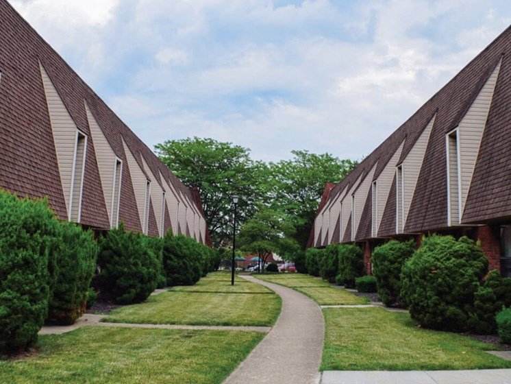 The Brookville Apartments in Columbus OH