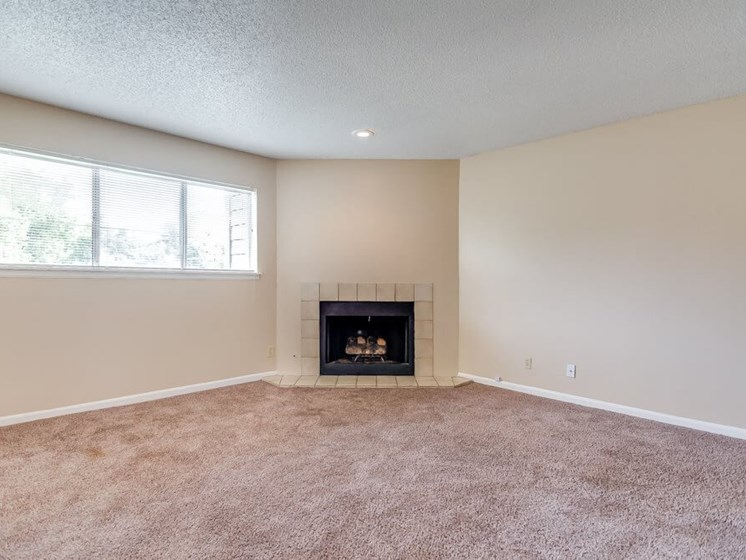 fireplaces at Kansas City MO apartments