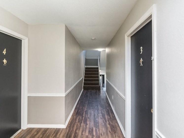 Regency North apartments in Kansas City MO