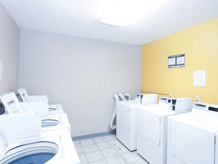 Onsite Laundry Facility  ay Ridge at Chesnut Apartments