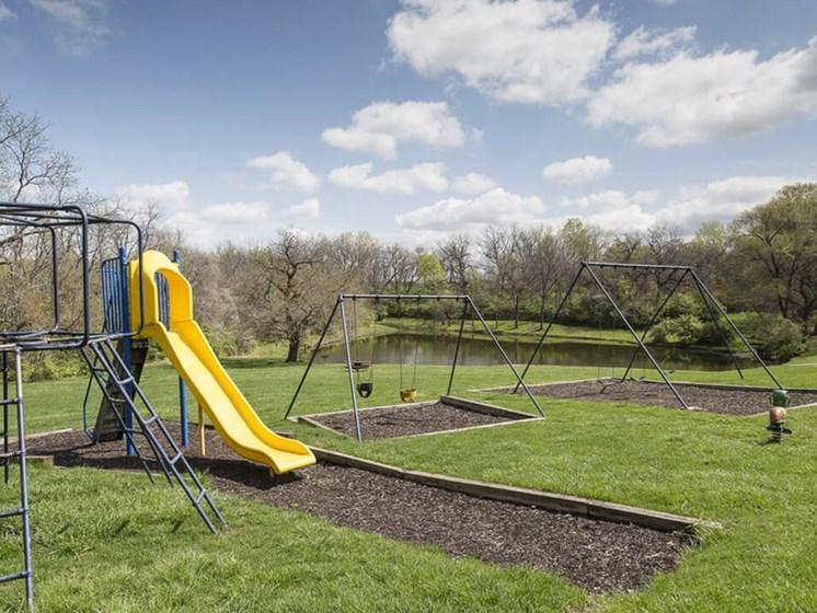 Playground at Ridge at Chesnut apartments