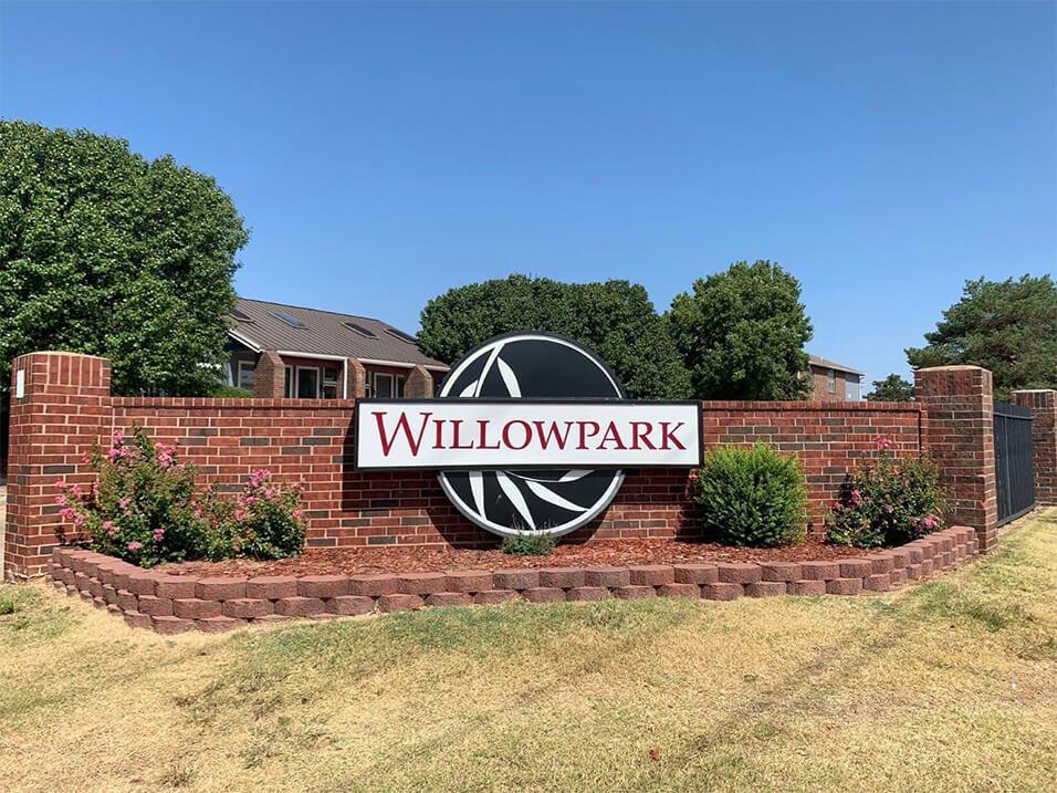 willowpark apartments in lawton, OK