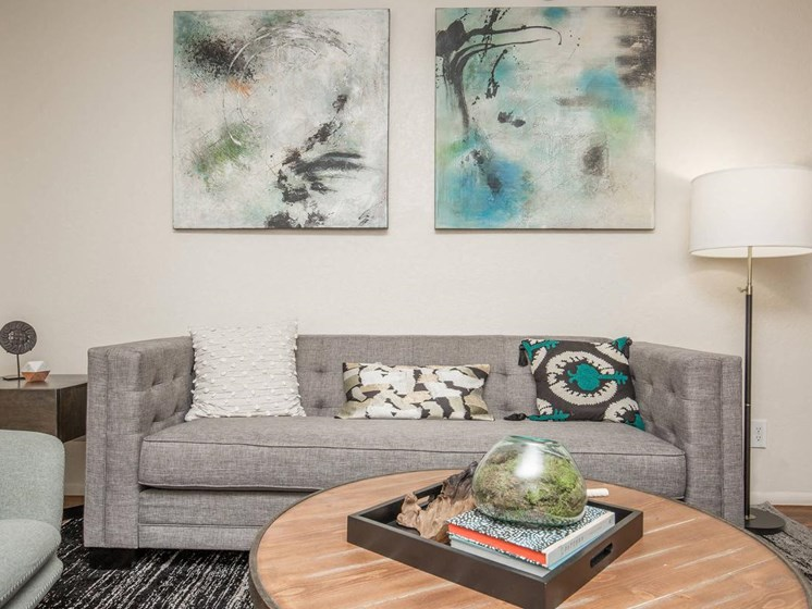 Apartments in Tucson, AZ Living room
