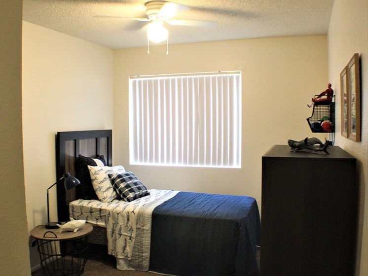 Second Bedroom with Window