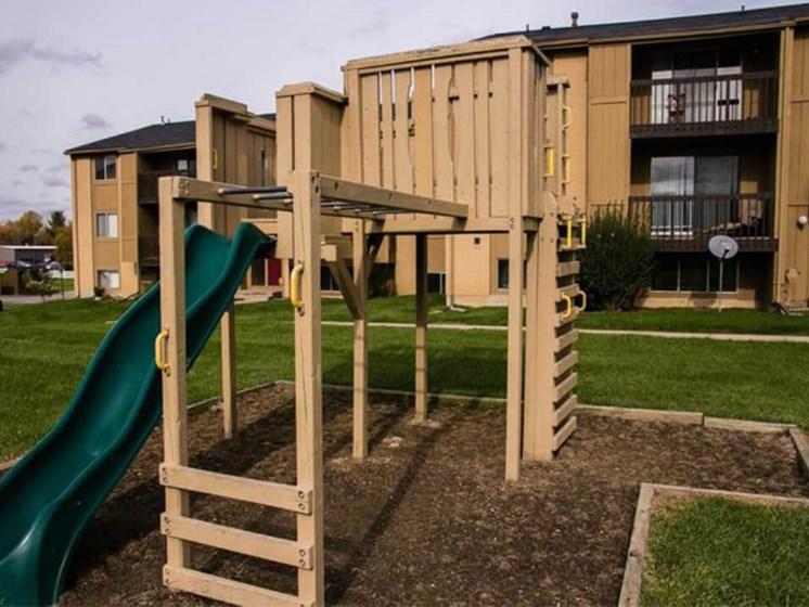 Playground at Rising Estates Apartments
