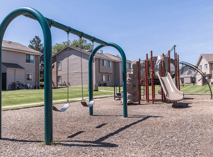 playground at apartments
