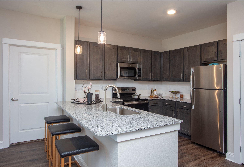 Kitchen at Legacy at 2020