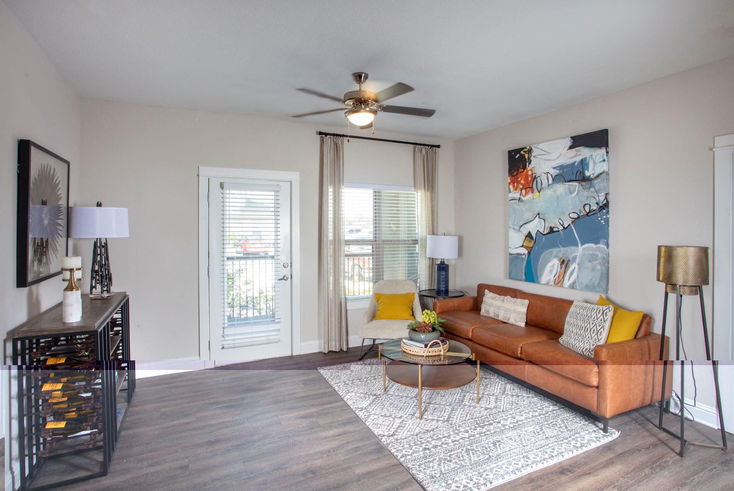 Living Room at Legacy at 2020