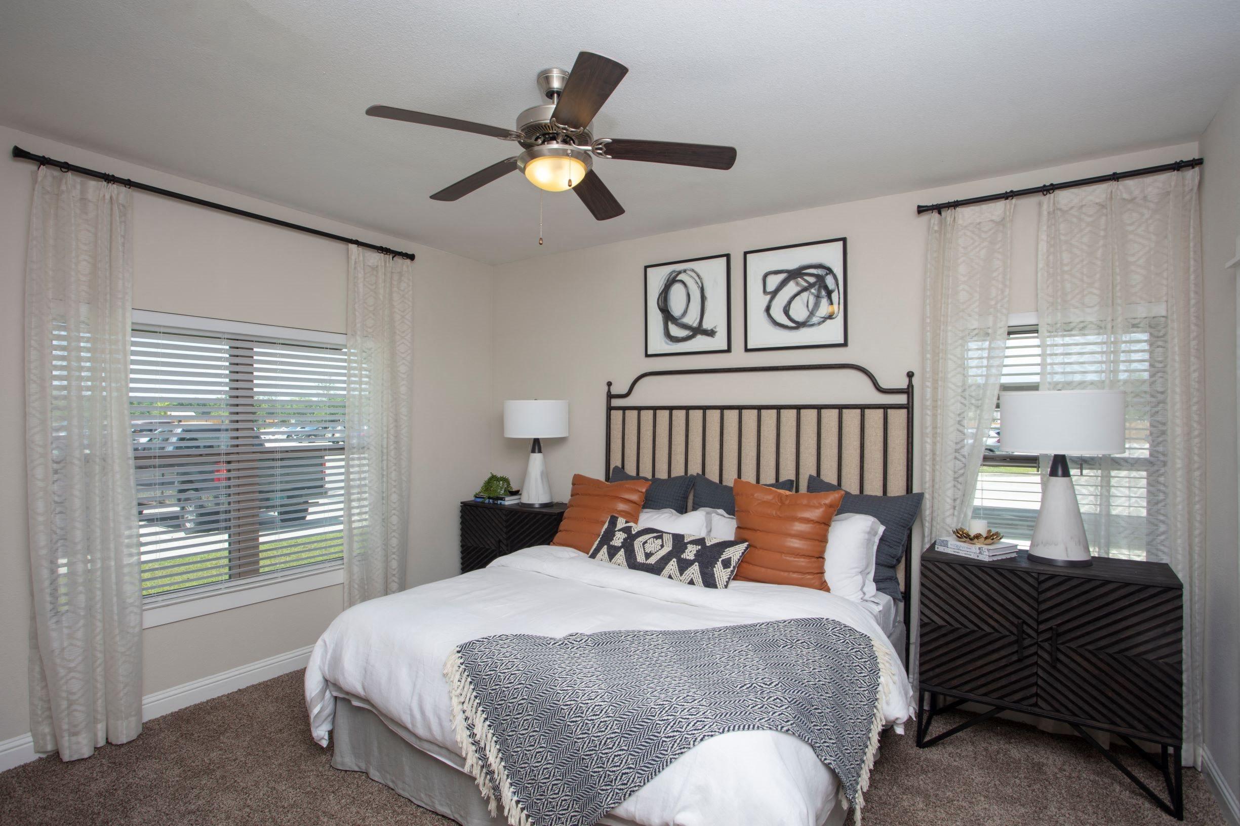 Bedroom at Legacy at 2020