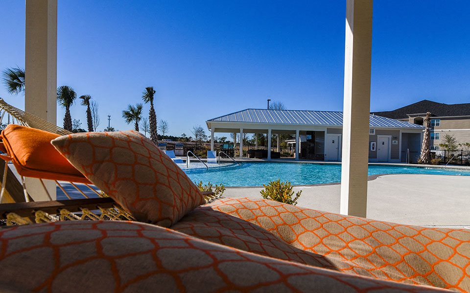 Poolside Lounge at Stephens Pointe, Wilmington