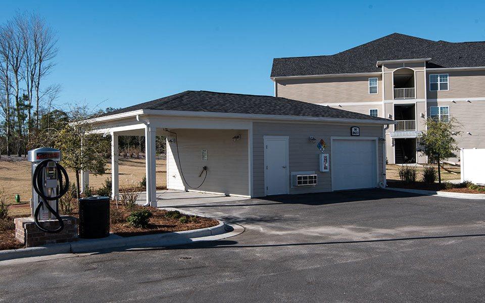 Garage at Stephens Pointe, Wilmington, 28411