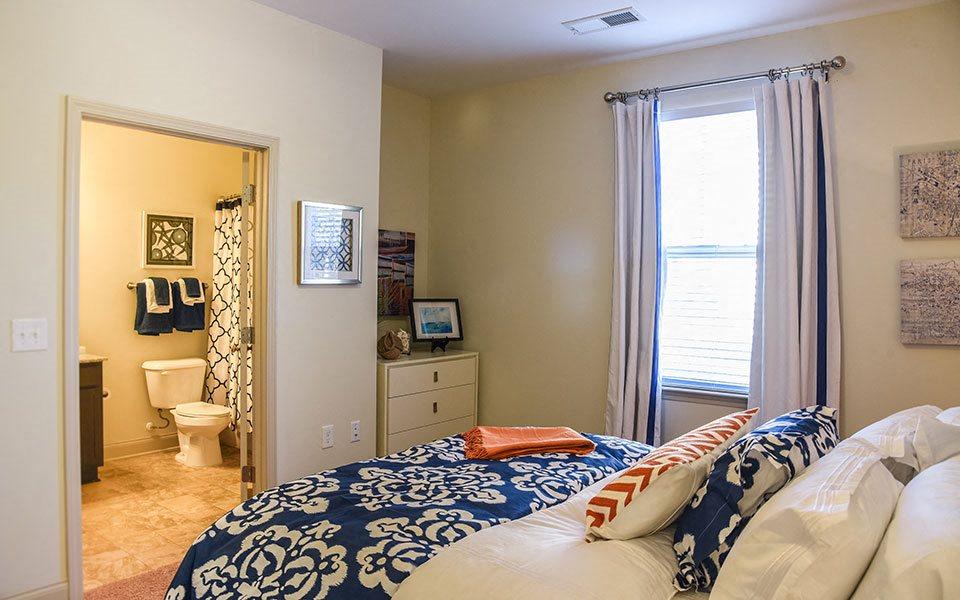 Bedroom at Stephens Pointe, North Carolina