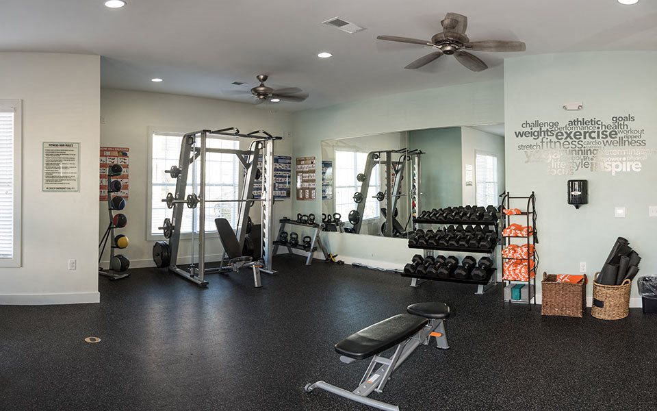 Fitness Center at Stephens Pointe, Wilmington, NC