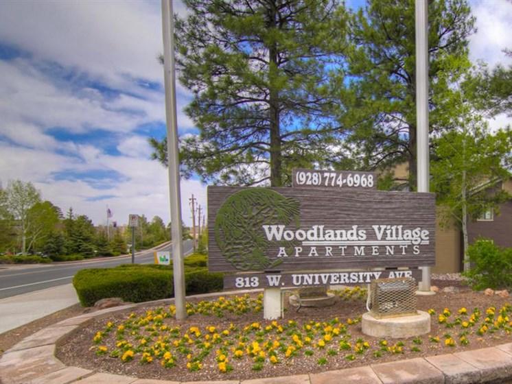 Woodlands Village Apartments, Flagstaff, AZ,86001
