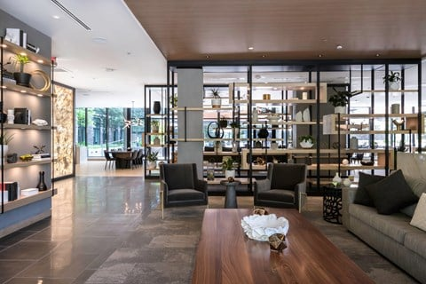 Arrowwood Apartments, North Bethesda, Maryland Lounge