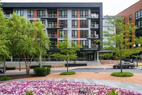 Arrowwood Apartments, North Bethesda, Maryland Exterior