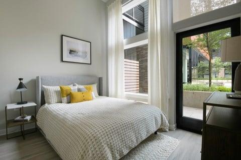 Arrowwood Apartments, North Bethesda, Maryland Bedroom