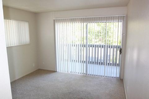 Carmichael Apartments - Living Room