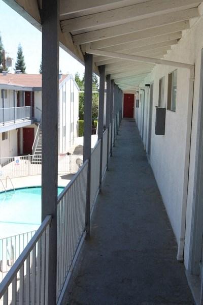 Carmichael Apartments Exterior