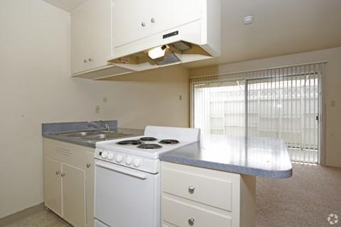 Carmichael Apartments Interior