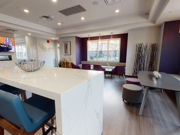 Community Clubhouse at Rose Hill Apartments, Virginia, 22310