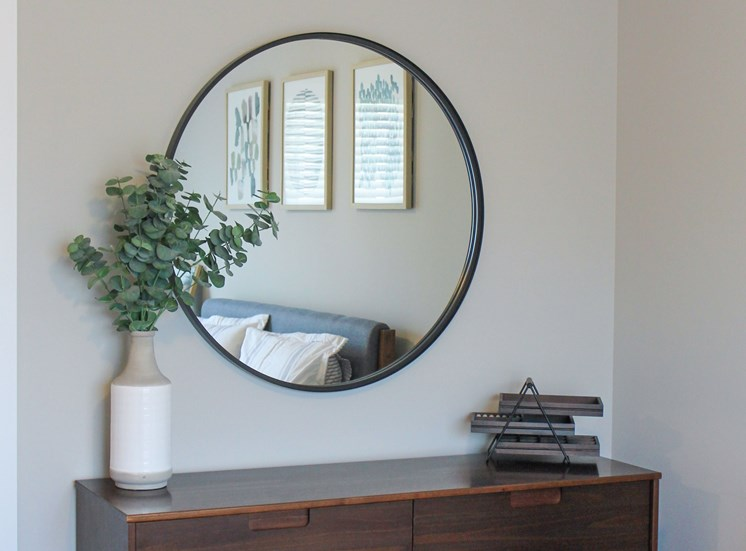 Victory Village Master Bedroom Dresser Mirror