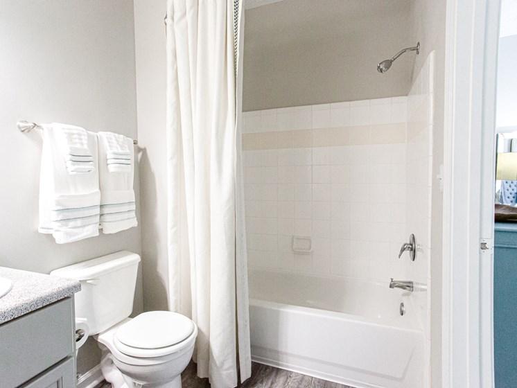 Brodick Hills 2 bedroom model bathroom