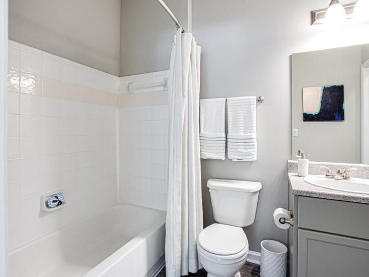 Brodick Hills 2 bedroom model 2nd bath