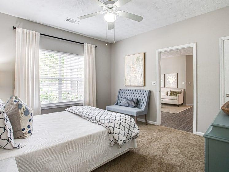 Brodick Hills 2 bedroom model bedroom