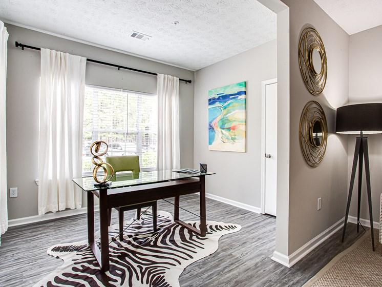 Brodick Hills 2 bedroom model sunroom