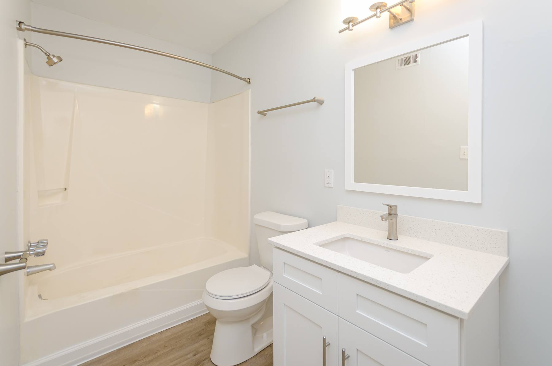 Luxurious Bathrooms at The Downtowner, Augusta, 30901