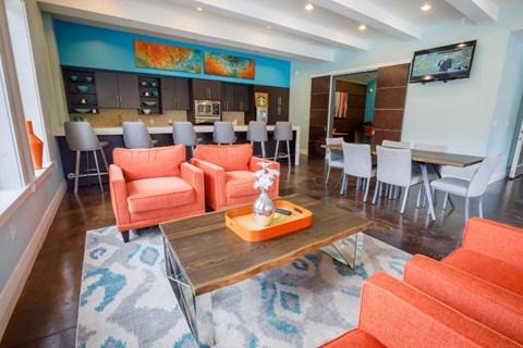 Haven on Peachwood Lounge
