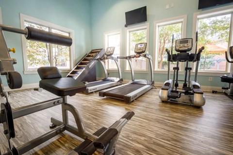 Haven on Peachwood Fitness Center