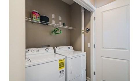 Haven on Peachwood Laundry Room