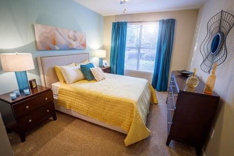 Haven on Peachwood Bedroom