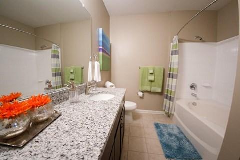 Haven on Peachwood Bathroom