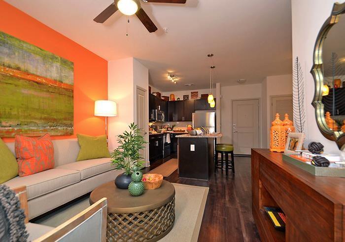 @1377 model living room