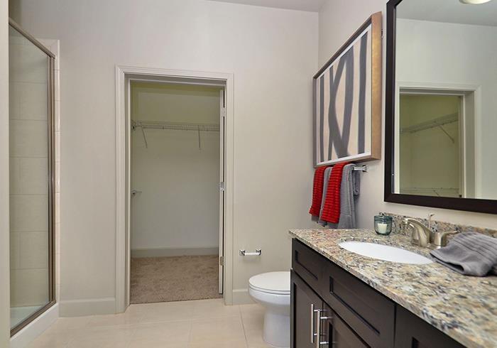 @1377 model bathroom and closet