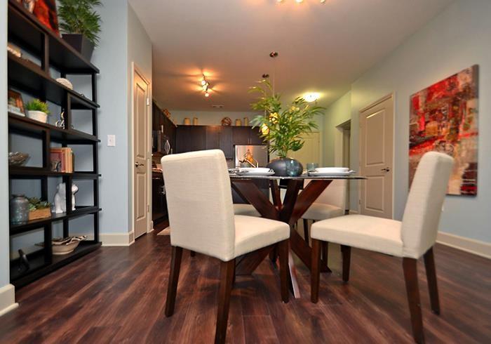 @1377 model dining room