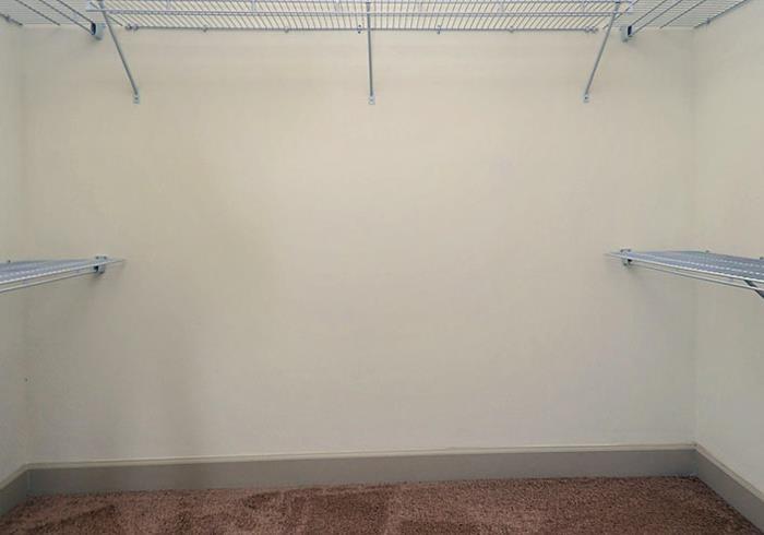 @1377 model walk-in closet