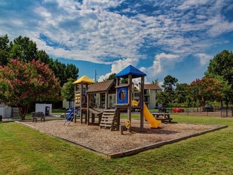 Village at Cliffdale playground
