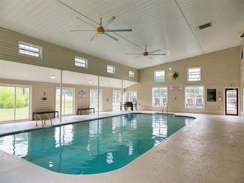 Village at Cliffdale indoor pool