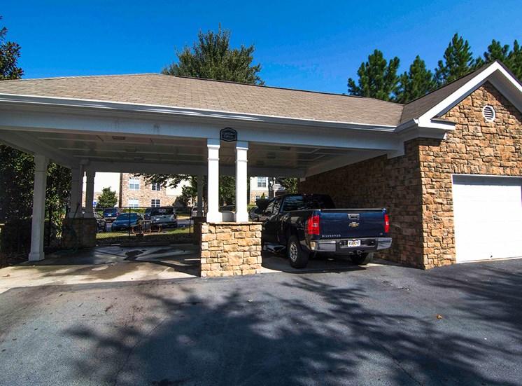 Car Wash at Parkside Vista in Atlanta, GA 30340