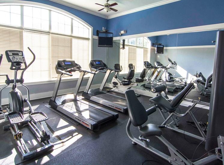 Fitness Center at Parkside Vista in Atlanta, GA 30340