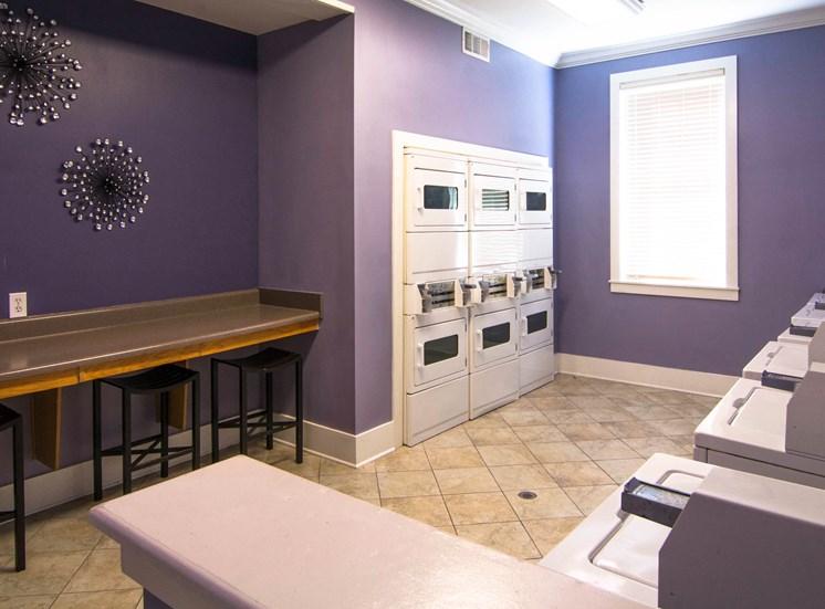 Laundry Center at Parkside Vista in Atlanta, GA 30340