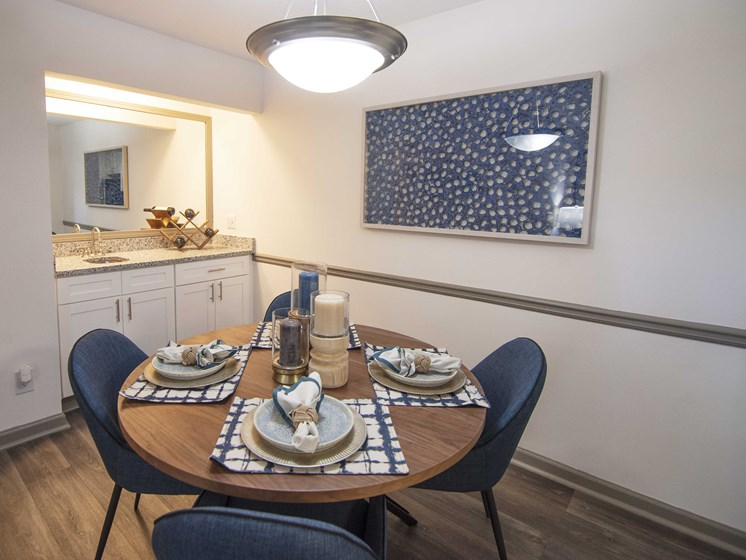 Premium Dining Area at Paces Ridge at Vinings, Atlanta, GA