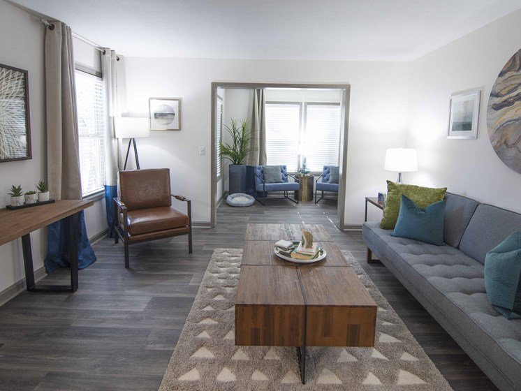 Luxurious Interiors at Paces Ridge at Vinings, Atlanta, Georgia