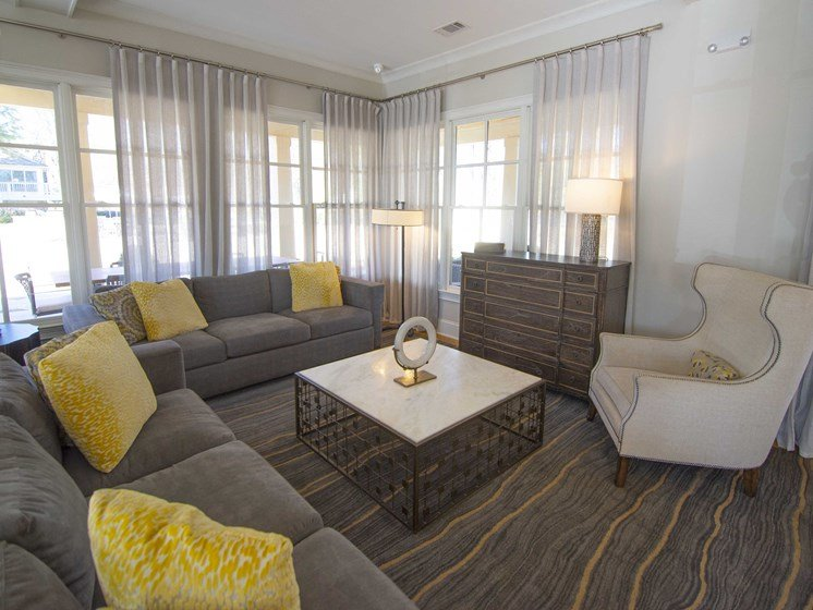 Recreation Room at Paces Ridge at Vinings, Atlanta, GA