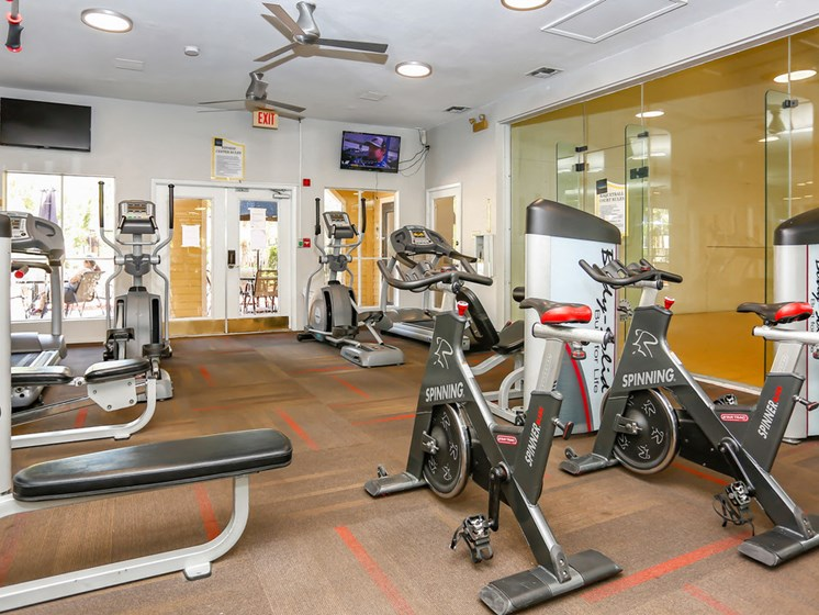 Fitness Center at The Adelaide, Orlando